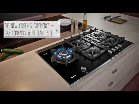 NEFF Gas Hob T26TA49N0 - Black Video 1