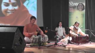 Anandita Basu - Kabir bhajan. Moscow 08.06.2015 - Бхаджан Кабира в исполнении Анандиты Басу