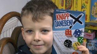 """Knapp daneben (Schmidt) - ab 8 Jahre - wieder ein """"Roll"""" and """"Write"""" Spiel"""