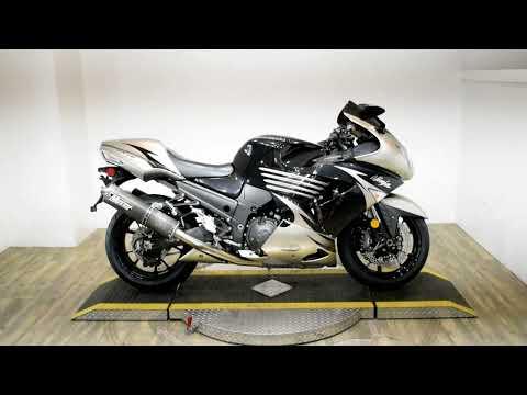2010 Kawasaki Ninja® ZX™-14 in Wauconda, Illinois - Video 1