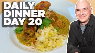 Cook Along With Michael Symon   Pap's Ribs And Split Pea Soup   Daily Dinner Day 20