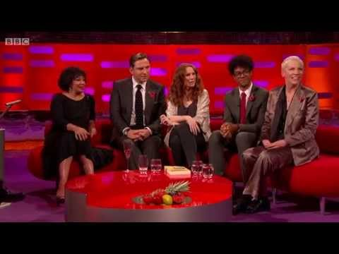 The Graham Norton Show S16E07 Graham Norton shows David Walliams, Catherine Tate and Richard Ayoade