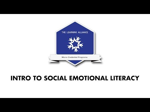 Intro to Social Emotional Literacy