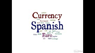 Spanish Currency - Euro