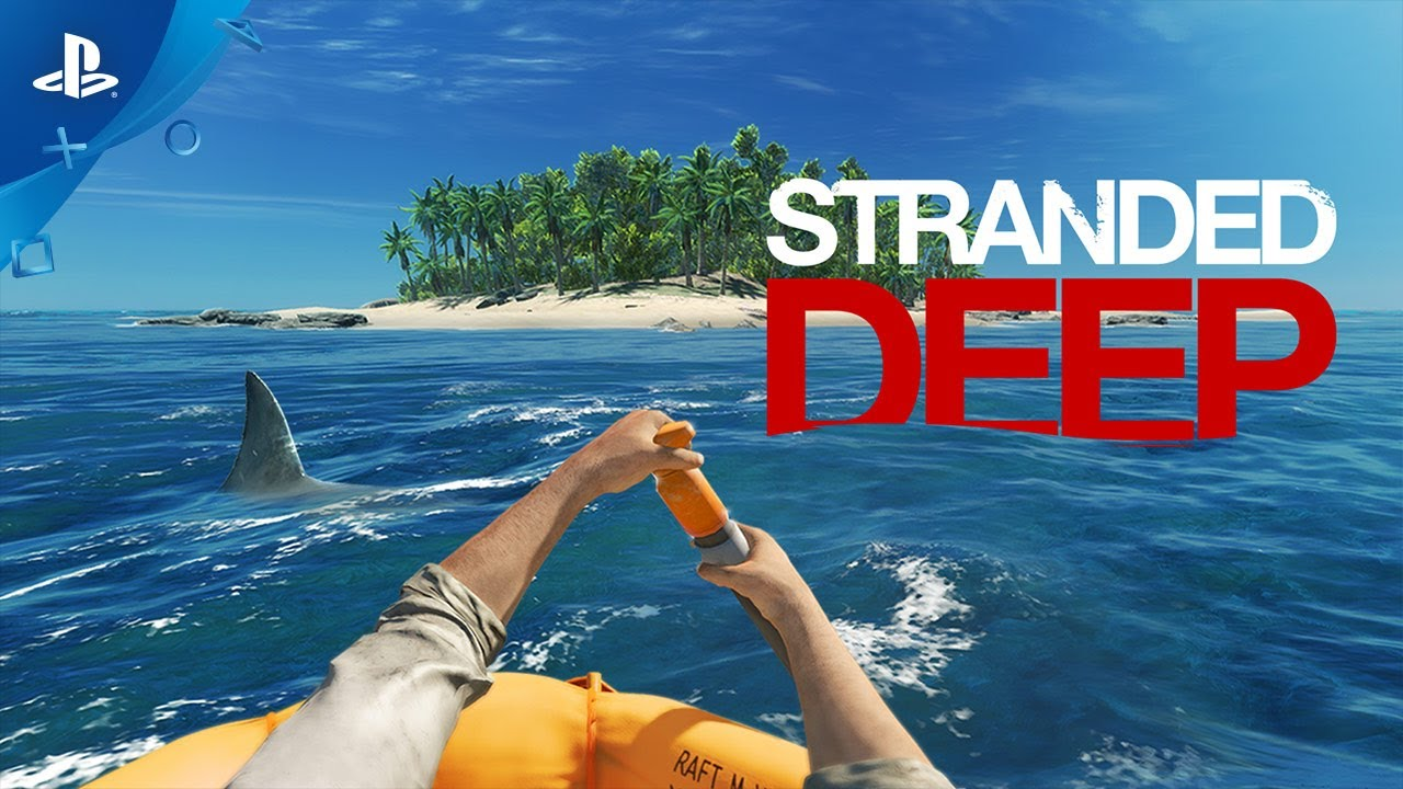 Stranded Deep Lands on PS4 Tomorrow