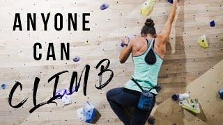 Intro to Rock Climbing for Beginners - How to, Terminology & Gear [4K]