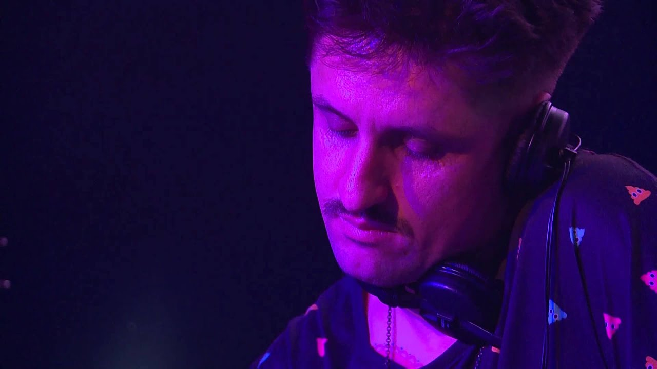 Marko Nastic - Live @ Green Love, Novi Sad, October 2015