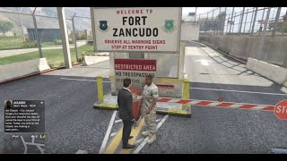 Buying Fort Zancudo army base hangar changes everything