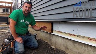 How to Properly Install a Deck Ledger
