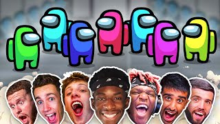 The SIDEMEN play AMONG US (Sidemen Gaming)
