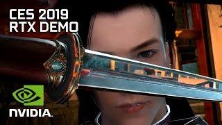 Justice – CES 2019 RTX Tech Demo