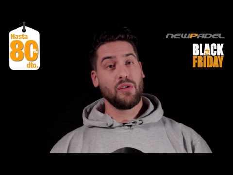El Black Friday vuelve a New Padel | Ofertas y promociones en pádel
