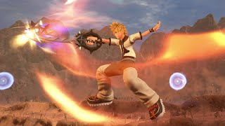 Two Become One and Roxas battle quotes