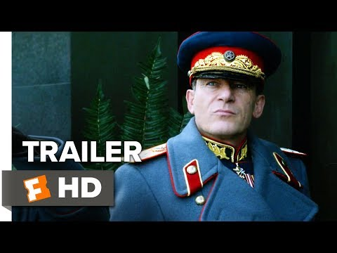 The Death of Stalin Trailer #1 (2018)