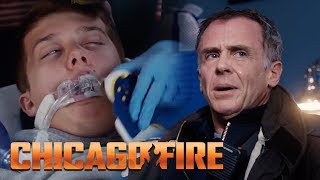Troubled Kid Almost Doesn't Make It  | Chicago Fire