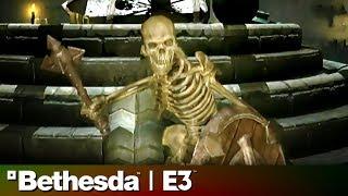 Elder Scrolls: Blades Full Reveal | Bethesda E3 2018 - dooclip.me