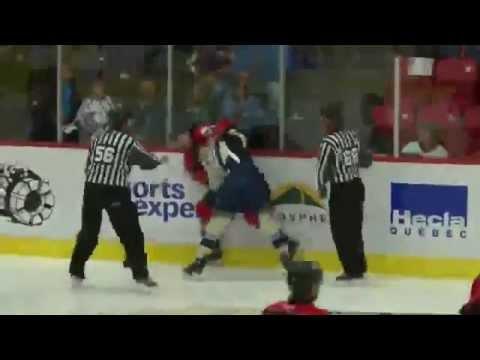Johnatan Legault vs. Olivier Plourde