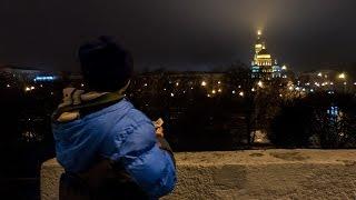 Zeke's Trip To Ukraine