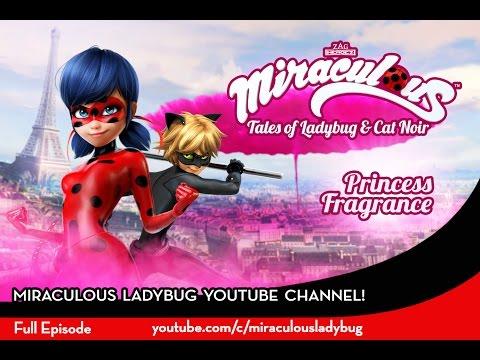 MIRACULOUS 🐞 PRINCESS FRAGRANCE 🐞 Full Episode   Tales of Ladybug & Cat Noir