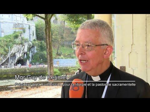 Le 3 décembre, nouvelle traduction du Notre-Père, et 2019 pour le Missel Romain