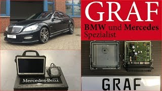 Mercedes S-Klasse Automatikgetriebe Update Mercedes Softwareupdate W221 Getriebe Probleme