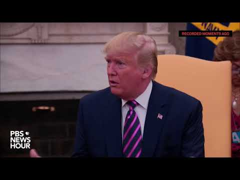 WATCH LIVE: Trump hosts Paraguay president at the White House