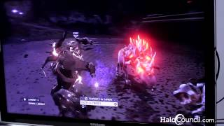 Halo 4 Spartan Ops Full Mission HD Gameplay [SDCC]