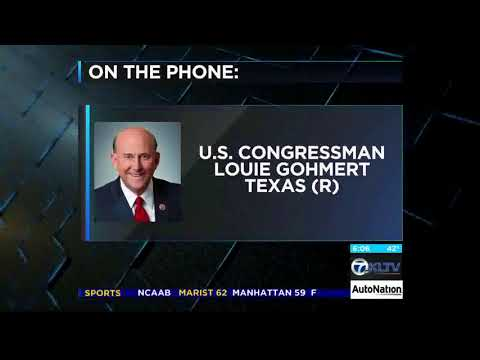 KLTV: Gohmert Responds to State of the Union Address