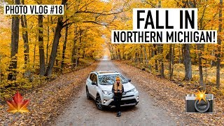 FALL IN NORTHERN MICHIGAN | PHOTOGRAPHY ROAD TRIP