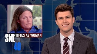 Weekend Update: Part 1 - Saturday Night Live