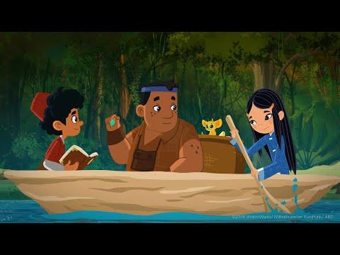 Die Abenteuer des jungen Marco Polo - Reise nach Madagaskar - Making of