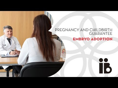 Pregnancy and childbirth guarantee. Embryo adoption