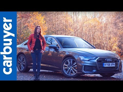 External Review Video E9mt252wQ6g for Audi A6 Sedan (C8, Typ 4K)