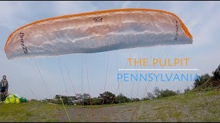 The Pulpit | Pennsylvania Paragliding