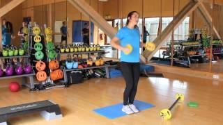 Body Pump 96 - Assessment Video Diana Cova - Part 2