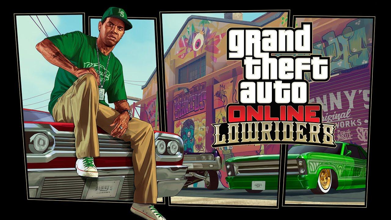 GTA Online: Lowriders kommt nächste Woche
