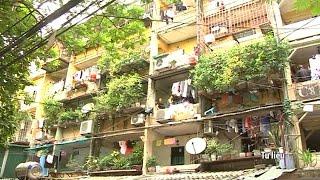 Tin Tức: Xây mới, cải tạo tập thể cũ ở Hà Nội: Chặng đường gian nan