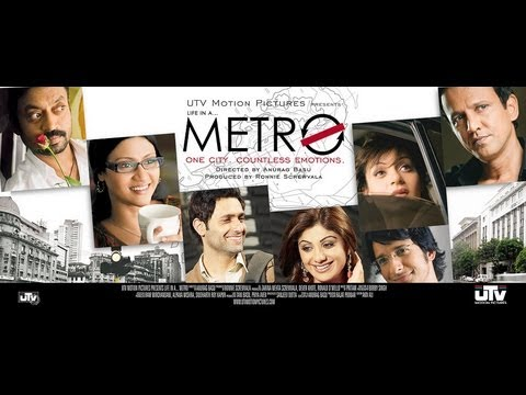 Life In A Metro Movie