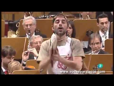 PAPEL DE LIJA SANDPAPER  L  Anderson  Dir   Andrés Salado  Percu   Alfredo Anaya y Alberto Román 2