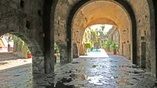 preview picture of video 'Ex Hacienda de Temixco PARQUE ACUÁTICO'