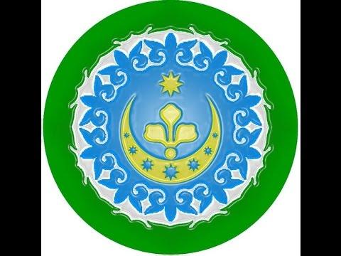 Сибирские татары -молитва бабушки ,  и досужие разговоры)