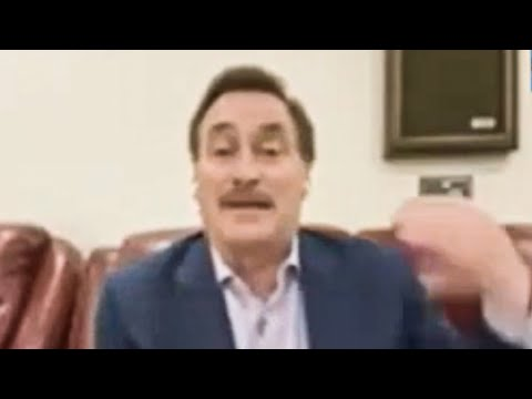 MyPillow Guy FURIOUS Over Getting Cancelled