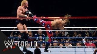 Career Making Kicks   WWE Top 10