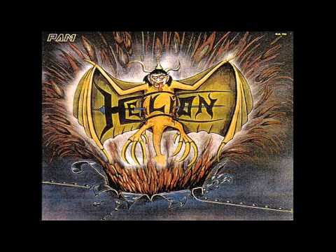 Hellion - Hellion (Argentina) (1983) (Disco Completo - Full Album) - HD Mp3