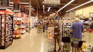 A walk-through Safeway in show low Arizona