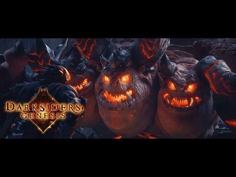 Darksiders Genesis - Not Alone Trailer (feat. Malgros the Defiler) thumbnail