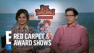 Selena Gomez & Andy Samberg Answer 5 Qs From Their BFFs | E! Red Carpet & Live Events