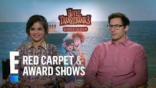 Selena Gomez & Andy Samberg Answer 5 Qs From Their BFFs | E! Red Carpet & Award Shows