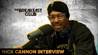 Nick Cannon On Writing For Kayne, Having A New Baby, TLC's Chilli + Relationship w/ Mariah Carey
