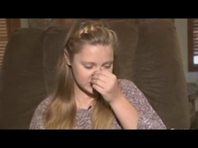 حالة مرضية نادرة لفتاة تعطس 12 ألف مرة في اليوم